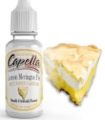 Capella - Lemon Meringue Pie