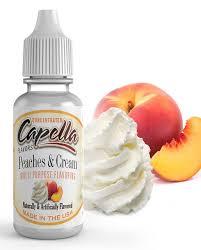 Capella - Peaches and cream