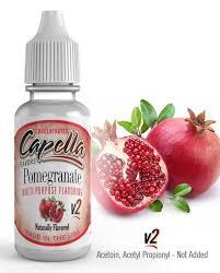 Capella - Promegranate V2
