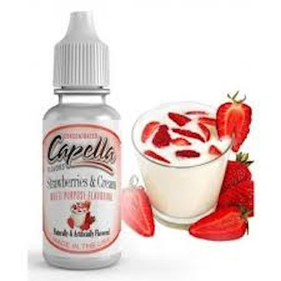 Capella - Strawberries and cream