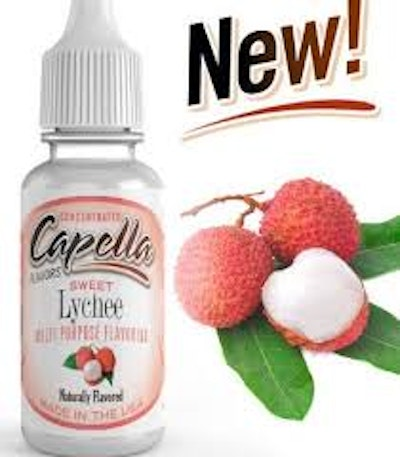 Capella - Sweet Lychee