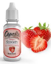 Capella - Sweet Strawberry