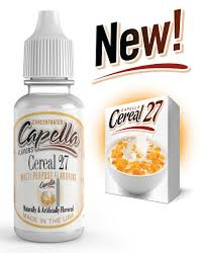 Capella - Cereal 27