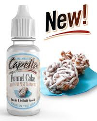 Capella - Funnel Cake