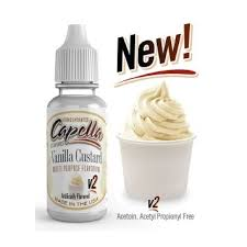 Capella - Vanilla Custard