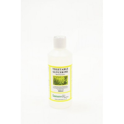 Vegetabilisk Glycerin (VG) 500ml