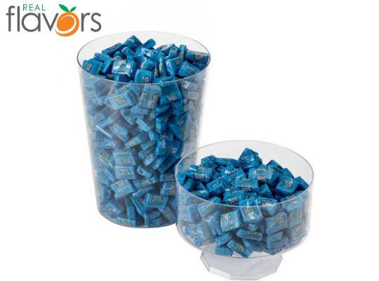 Real Flavor - Blue Raz Sour Candy