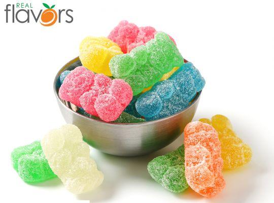 Real Flavor - Sour Gummy