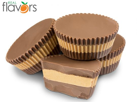 Real Flavor - Peanut Butter Cup