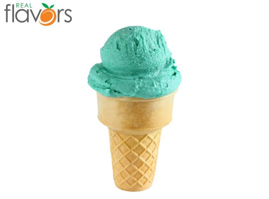 Real Flavors - Blue Moon Ice Cream