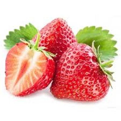 Flavor art - Strawberry (Red Touch)