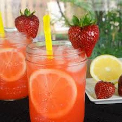 Tfa - Strawberry lemonade