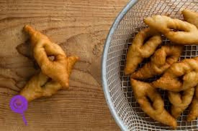 Deep Fried pastry dough