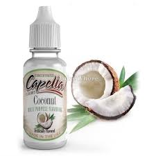 Capella - Coconut Flavor