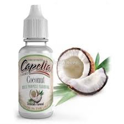 Capella - Coconut Flavor