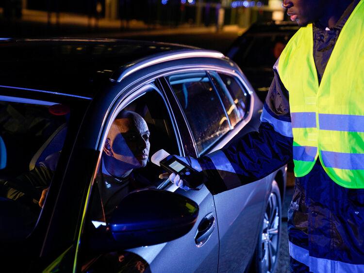 Dräger Alcotest 7000® Police alkomätare (nykalibrerad)
