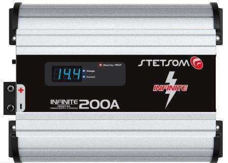 Stetsom 110/220VAC Nätaggregat 200A 12Volt