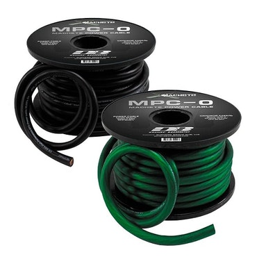 Deaf Bonce Machete 50nmm2 OFC -1 meter Green