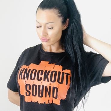 Knockout Sound Tshirt