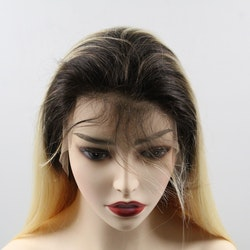 Remy Straight Front Lace Wig Virgin Human Hair