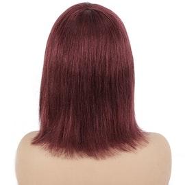 Kopia Remy Brazilian Straight Human Hair Wig