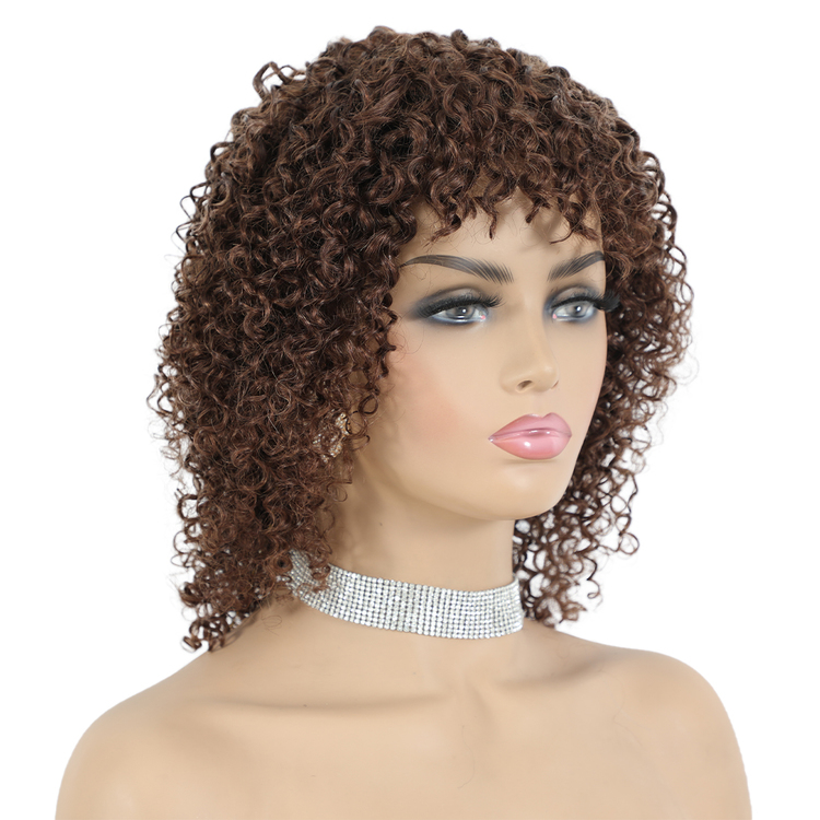Remy Brazilian Curly Human Hair