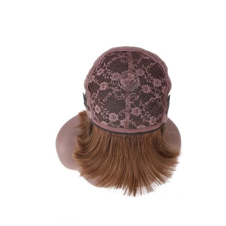 100% brazilian virgin hair Bob human hair wig