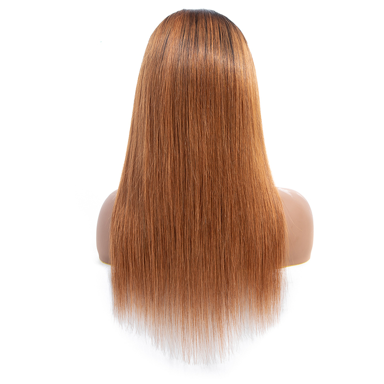 Remy Front Lace WigTransparent Lace Preplucked Hair Line WIth Baby Hair Lace Front Wig