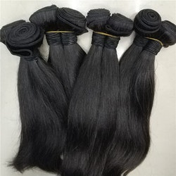 Extension Bundles Straight 100% Human Hair