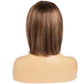 Brazilian Straight Human Hair Wig