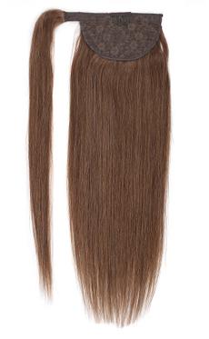 Ljusbrun #8  ponytail hästsvan löshår