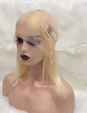 13x4 lace frontal bob remy human hair wig
