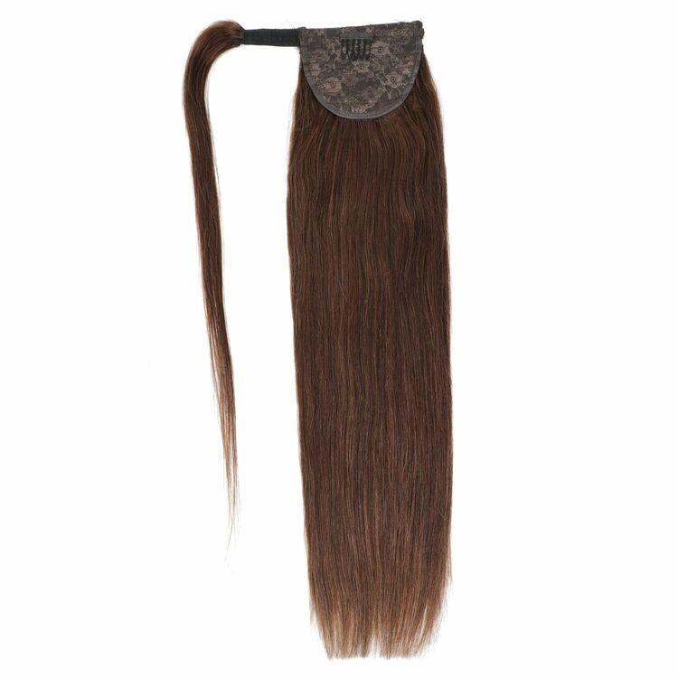Äkta ponytail