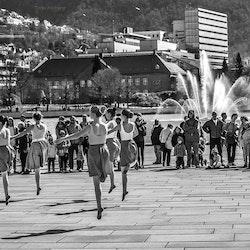 Ballett på Festplassen