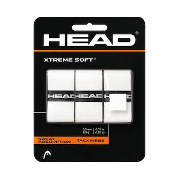 Head Xtreme Soft White 3pack