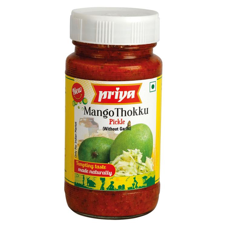 Priya Mango Tokku Pickle 300gms