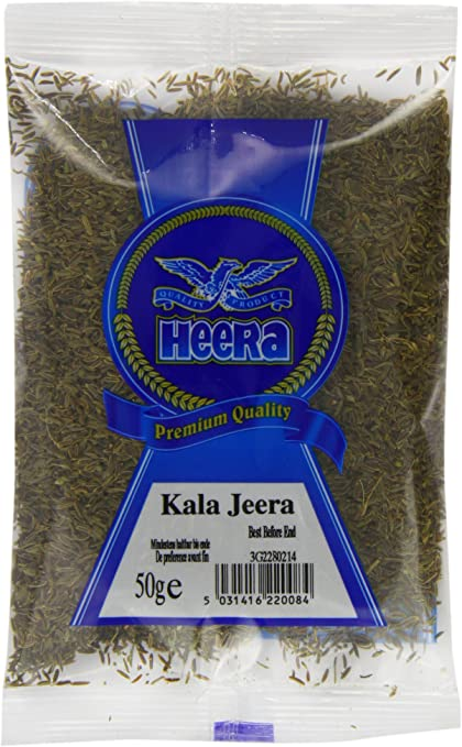 Heera Kala Jeera 50gms