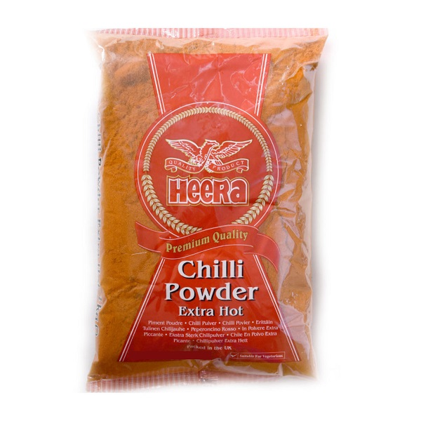 Heera Chilli Powder Extra Hot 400gms