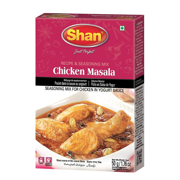 Shan Chicken Curry Mix 50gms