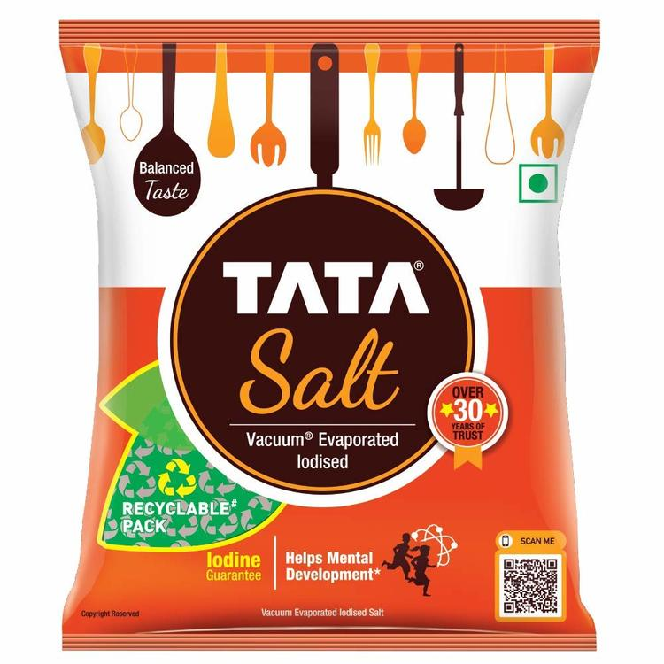 Tata Iodized Salt 1kg