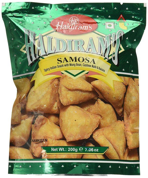 Haldiram Samosa 200gms