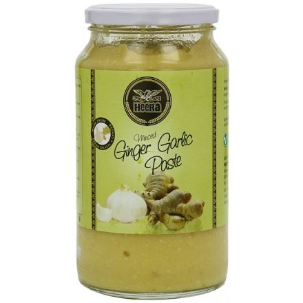 Heera Ginger Garlic Puree 1kg