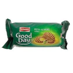 Britannia Good Day Pista Almond Cookies 216gms