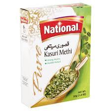 National Kasuri Methi (Methi Leaves) 50gms