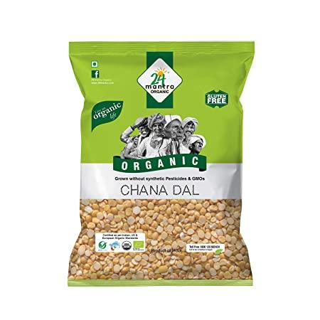 24 Organic Channa Dal 1kg