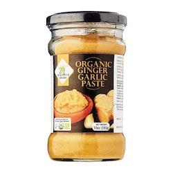 Organic Ginger Garlic Paste 283gm