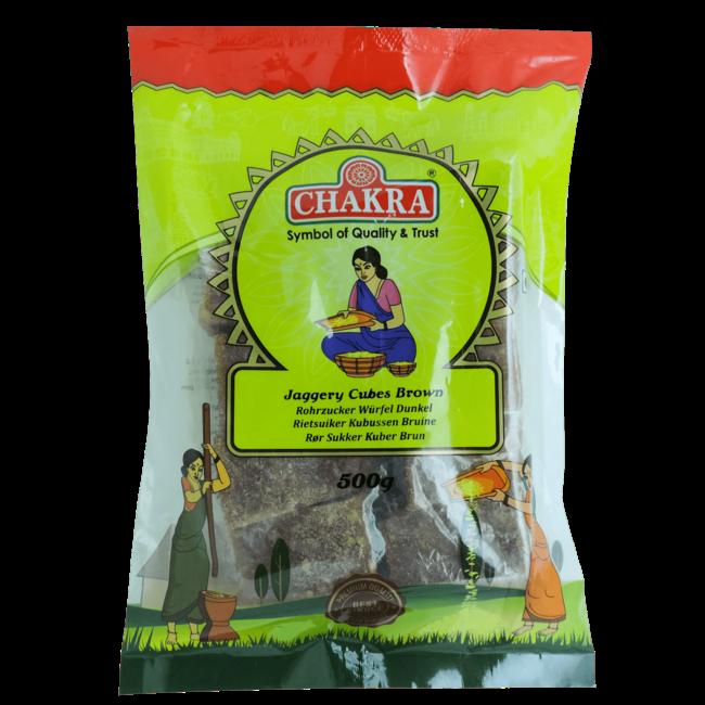 Sri Chakra Brown Jaggery 500gm
