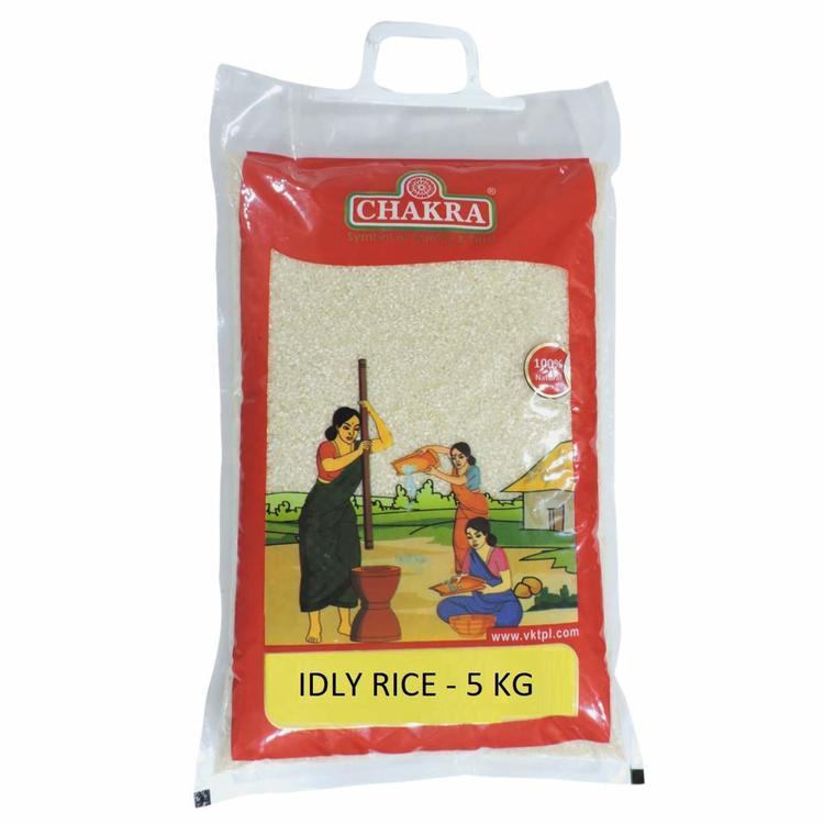 Chakra Idli Rice 5kg