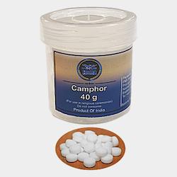 Heera Camphor 40g