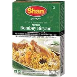 Shan Bombay Biryani 60gms